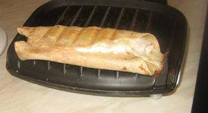 toasted wrap