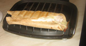 toasted wrap