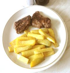 swede fries