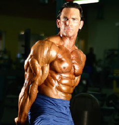 Natural Bodybuilder Jeff Willet