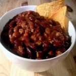beef chili recipe