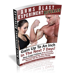Gain An Inch On Your Arms