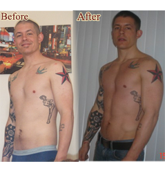 How Did This Guy Gain 3 Inches On His Arms In 8 Weeks?