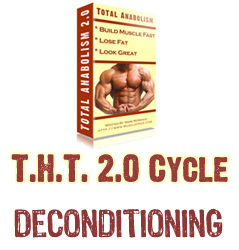 The THT 2.0 Training Cycle – Deconditioning (part 4)