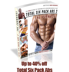 Up to 40% OFF Total Six Pack Abs (2012 Discount)