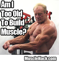 Bodybuilding and Age