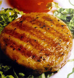 High Protein Recipe – Tuna Burgers!