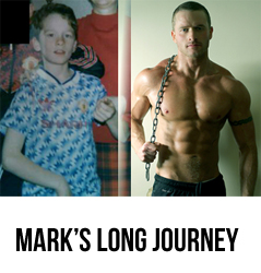 Mark McManus' Progress Down The Years