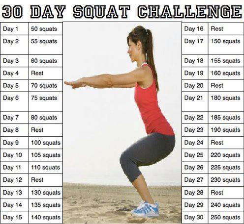 30 Day Squat Challenge Debunked | MuscleHack