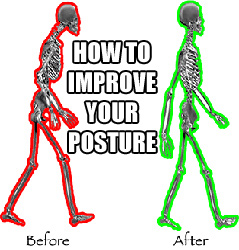 10 Easy Ways To Improve Your Posture