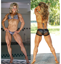 Real Female Muscle! Interview With Myra Marshall (with