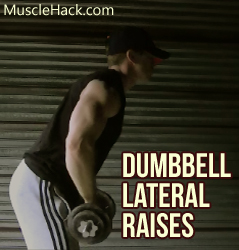 Dumbbell Lateral Raises