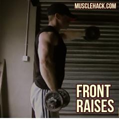 Front Raises