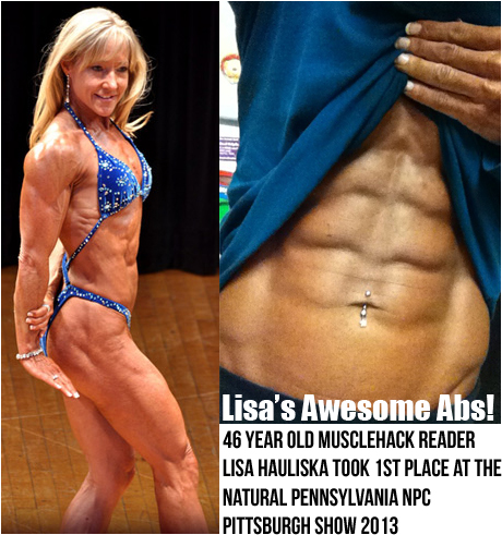 Muscle Hacker Lisa Hauliska