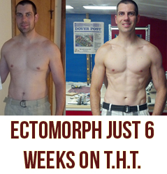 Ectomorph Gains Muscle and Torches Fat In 6 Weeks | MuscleHack