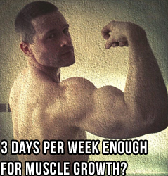 3-days-training-per-week
