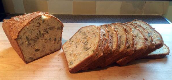 low-carb-bread