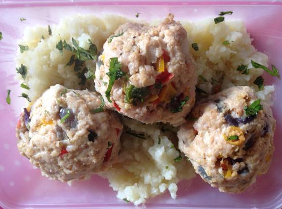 turkey-meatballs