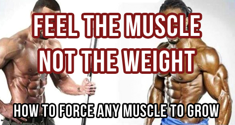 feel-the-muscle-and-not-the