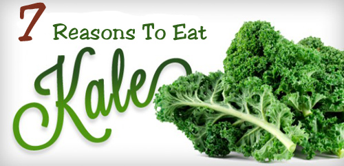 why is kale good for u