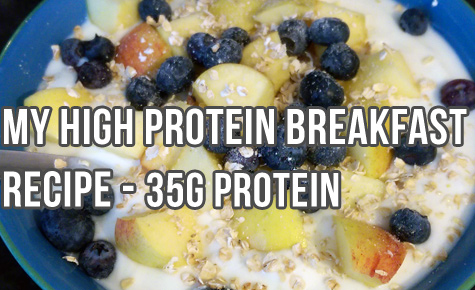 protein-breakfast-recipe