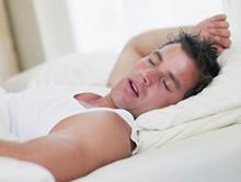 man-sleeping