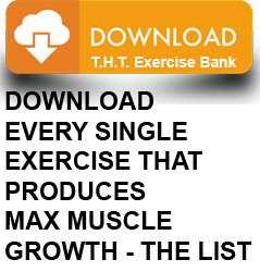 T.H.T. Training Exercise Bank (updated 2015)
