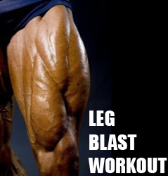 NEW! A Leg Blast Experiment Is Coming. Sign Up Now…