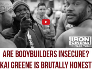 Are Bodybuilders Insecure? Kai Greene Is Brutally Honest