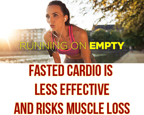 Fasted or Non-Fasted Cardio? Which is Better?